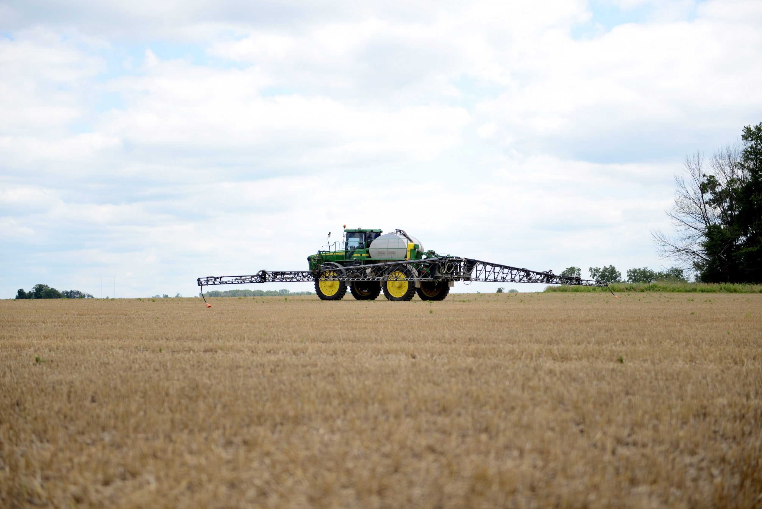 Agronomy Division Manager, Dan Recker, Featured on In Ohio Country Today