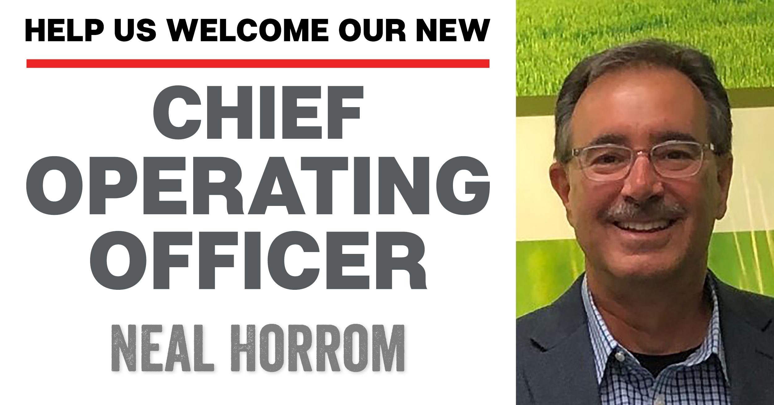 Mercer Landmark Hires Neal Horrom as the NEW Chief Operating Officer