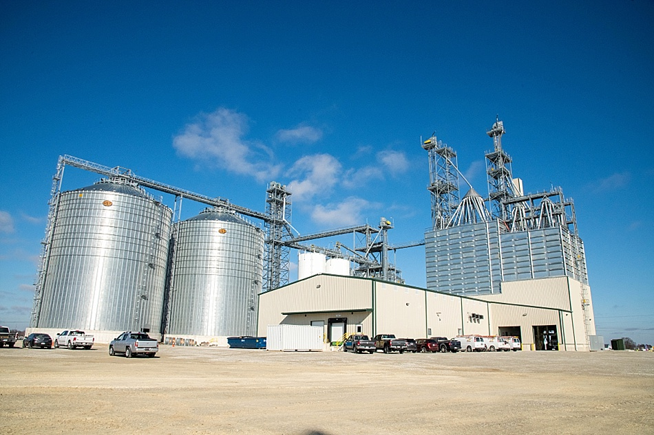 Mercer Landmark Opens MPS Feed Mill in St. Henry, OH